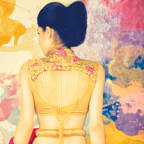 Sari show