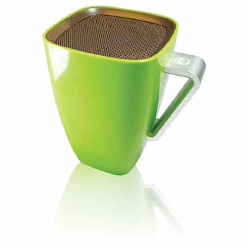 Bluetooth cup speaker