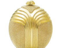 Deco Oval from Judith Leiber
