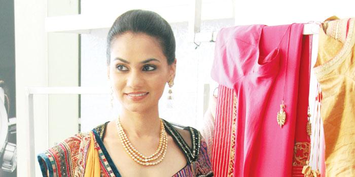Singer Tanvi Shah