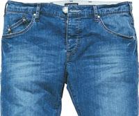 Straight cut Armani jeans