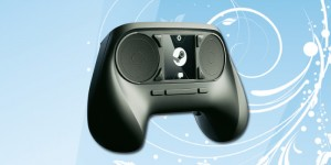 Steam  Controller-Valve Valve's gaming platform now gets a controller/input device that comes with two circular trackpads, built-in touchscreen and haptic feedback. Price to be announced soon. Steampowered.com