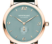Star Classique Automatic Red Gold Watch (Montblanc)