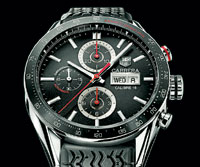 The TAG-Heuer Carrera 'Monaco Grand Prix' Limited Edition Chronograph