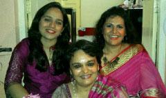 Swati Sundriyal, Sumitra Senapathy & Archana Rathi