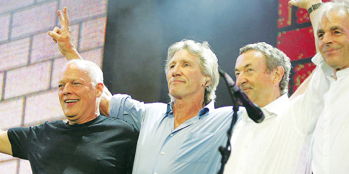 The Band, 'Pink Floyd'