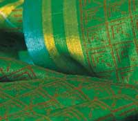 Bafta-green-close-up
