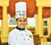 Chef Sasmita P Writer