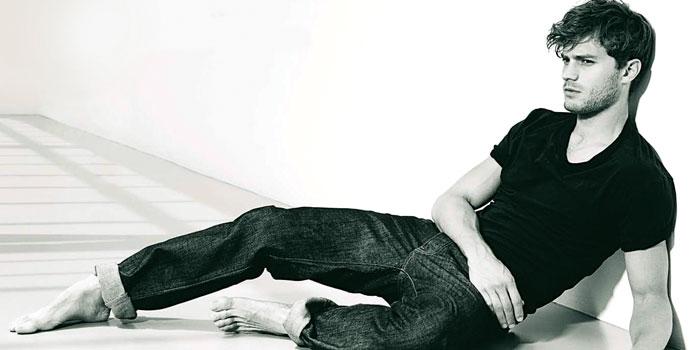 Actor Jamie Dorman