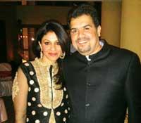 Madhu Natraj & Kiran Ethiraj