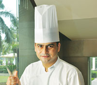 Chef Partha Roy
