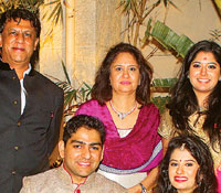 Alok, Mridul, Shreya, Govinda  and Kavya