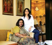 Vani Reddy & Satya Shankar