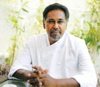 Chef Antonio Maximilian