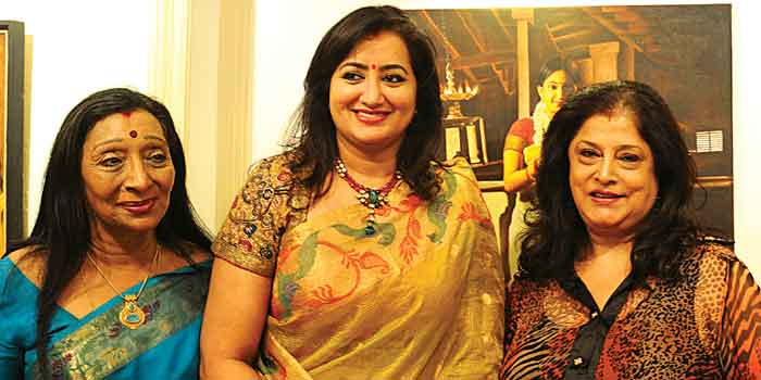 Latha Bhandary, Sumalatha Ambareesh, Kanwal Shivappa