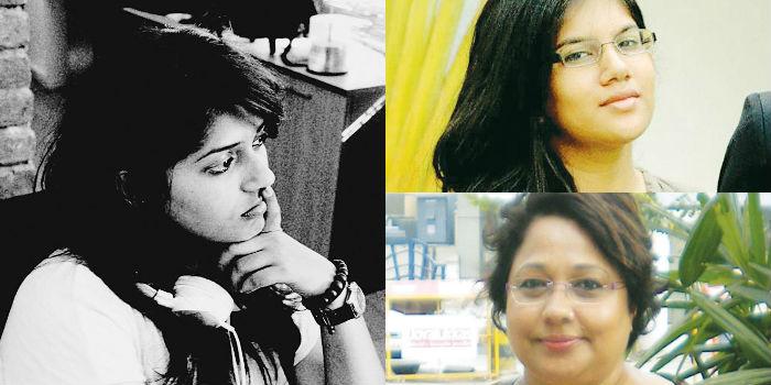 Smrithi Amarendran, Anjali Balu, Anita Mithra.