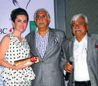 Danijela Bhandari, Nakul Anand & Indur Hirani