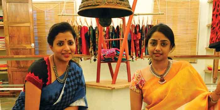 Madhavi and Jyothsna Rongala
