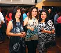 Deepa Masand, Nupur Sood &  Sunita Mankani