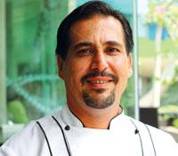 Chef Arzooman Irani