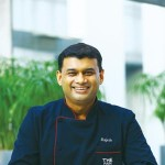 Chef Rajesh Radhakrishnan, Executive chef,  The Park