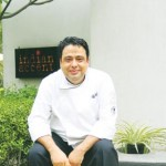 Chef Manish Mehrotra, Executive chef, Indian Accent and its wellness centre, Zehen
