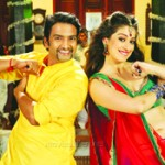 Santhanam, Lakshmi Rai Hot in Aranmanai Tamil Movie Stills