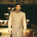 Aditya Roy Kapoor in Manish Malhotra