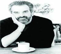Aram Saroyan. Photo: Gailyn Saroyan.