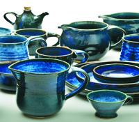mandala production - detail blue 2
