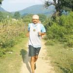 Balasubramanian marathon runner