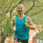 Peter Van Giet marathon runner