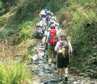 Women-trekking