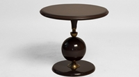 Moro Brown_Side Table_Madheke