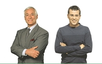 Brian Tracy and Chetan Bhagat