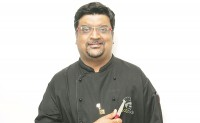 PROFILE OF CHEF KAUSHIK FOR RYAN STORY-EXPRESS/P.RAVIKUMAR