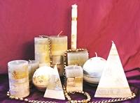 Taj Banjara Handmade Candles
