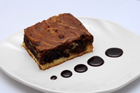 PICTURES OF BROWNIE HEAVEN FOR INDULGE. EXPRESS / R.SATISH BABU