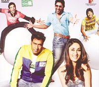Sunday - Golmaal Returns