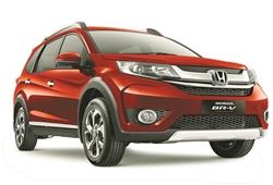 4_Honda BR-V