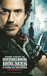 Friday Sherlock Holmes A Game of Shadows