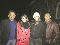 Kodi 2 - Rajiv, Aru, Sarah, Navid