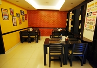 PICTURES OF BRICK HOUSE BISTRO, FOR INDULGE. EXPRESS / R.SATISH BABU