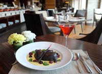 SHOTS OF VALENTINES'S SPECIAL FOOD AT HILTON FOR INDULGE-EXPRESS- P.RAVIKUMAR