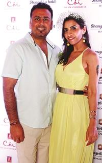 Shalini&RohitChopra