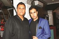 ashish Balal and MC Abbas