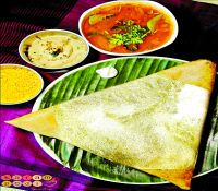 Lead Food 5 gold dosa