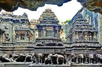 Kailasanath temple complex