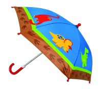 Peekaboo umbrella