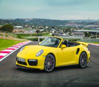 1_Porsche 911 Turbo S Convertible